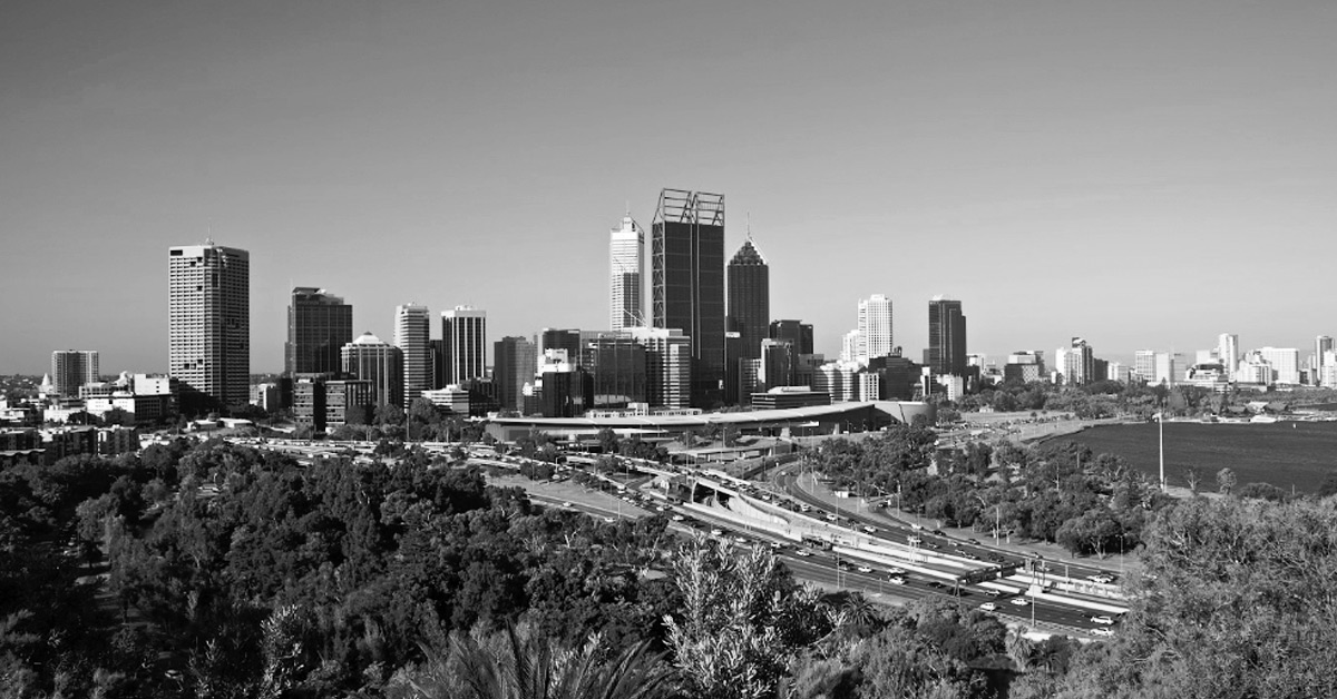 Stock Markets Crash And Perth Property Hits The Wall