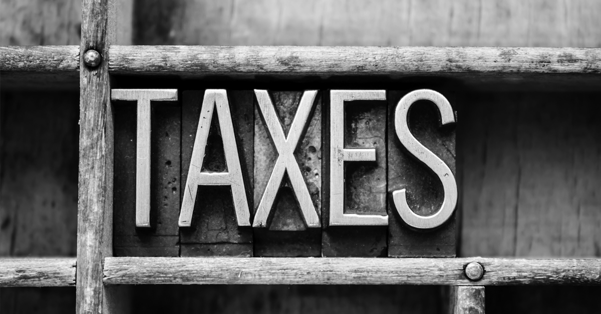 Expecting A Big Tax Bill This Year?